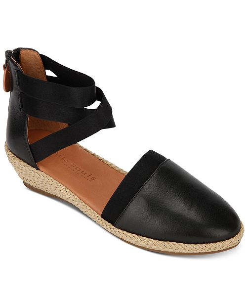 Gentle Souls by Kenneth Cole Women's Noa-Beth Espadrille Sandals