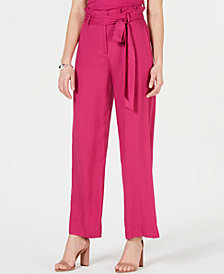 Lucy Paris Grace Paperbag Pants