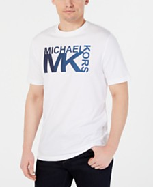 Michael Kors Men's Athletic Logo Graphic T-Shirt