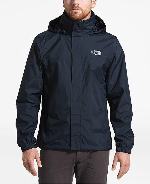 dfec314b783 The North Face Men's Resolve 2 Waterproof Jacket & Reviews - Coats ...