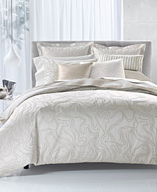 Hotel Collection Silverwood Bedding Collection, Created for Macy's