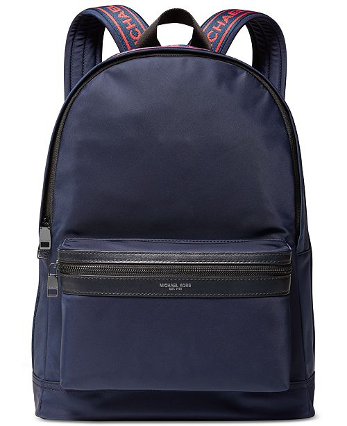 c163692c645e Michael Kors Men's Kent Backpack & Reviews - All Accessories - Men ...