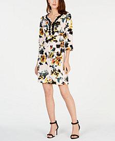 Pappagallo Printed Shift Dress