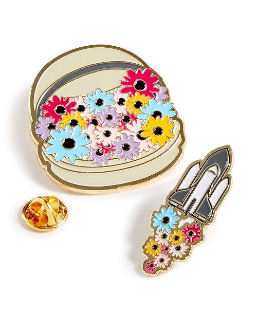 Macy's Flower Show Pin Pack