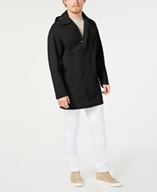 Calvin Klein Men's 3/4-Length Top Coat, Created for Macy's