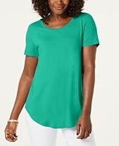 304bda7800ab2 Women s T-Shirts   Tees - Macy s