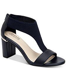 Alfani Women's Step 'N Flex Foxxii Shield Sandals, Created for Macy's