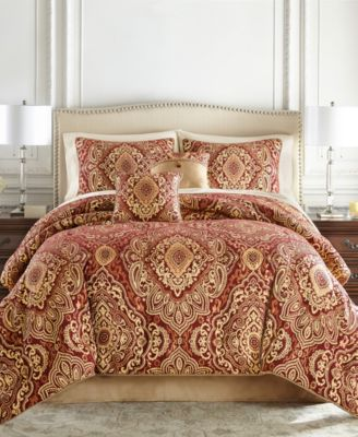 Pamina 6pc Queen Comforter Set, Created for Macy's