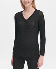 4feec831729 Calvin Klein Women's Sweaters - Macy's