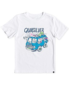 Quiksilver Toddler Boys Graphic T-Shirt