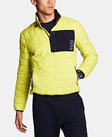Tommy Hilfiger Men's Bartels Colorblocked Quilted Insulator Jacket