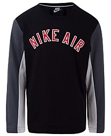 Nike Toddler Boys Air-Print Cotton T-Shirt