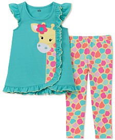 55898290fc61 Kids Headquarters Toddler Girl Clothes - Macy s