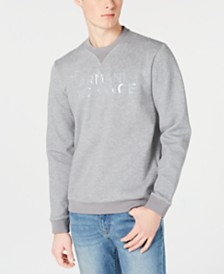 A|X Armani Exchange Men's Logo Sweatshirt
