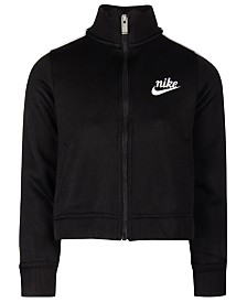 Nike Little Girls French Terry Jacket
