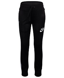 Nike Little Girls French Terry Jogger Pants