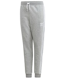 adidas Big Boys Original Fleece Pants