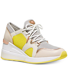 MICHAEL Michael Kors Liv Bubble Trainer Sneakers