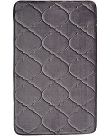 Home Dynamix Christian Siriano Spa Retreat Memory Foam Microfiber Bath Mat