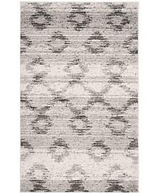 Safavieh Adirondack Silver and Charcoal 3' x 5' Area Rug