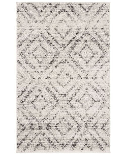 Safavieh Adirondack Light Gray and Gray 3' x 5' Area Rug