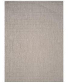 Courtyard Beige 8' x 11' Sisal Weave Area Rug
