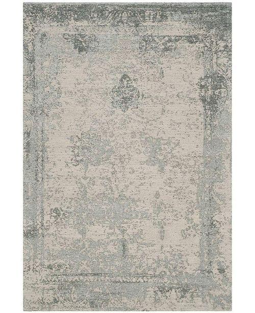 Safavieh Classic Vintage Gray 4' x 6' Area Rug