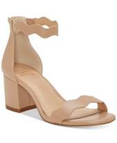 36e38bbcb0830c I.N.C. Women s Hadwin Scallop Two-Piece Sandals