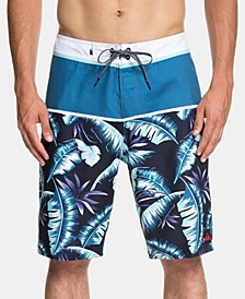 "Men's Frond Graphic 21"" Board Shorts"