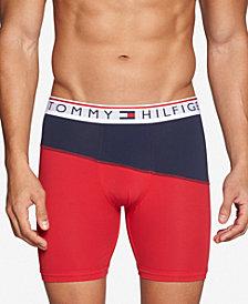 Tommy Hilfiger Men's Modern Essentials Colorblocked Boxer Briefs