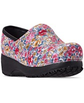 0121aaad1f1f Skechers Women s Work  Clog SR Slip-Resistant Work Shoes from Finish Line