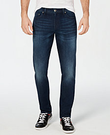 I.N.C. Men's Athletic-Fit Dark Jeans, Created for Macy's