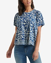 d74f84506811 Lucky Brand Women s Clothing Sale   Clearance 2019 - Macy s
