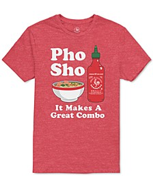 Pho Sho Men's Graphic T-Shirt