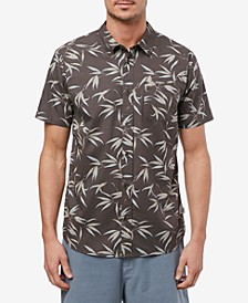 Men's Bamboo Short Sleeve Woven Shirt