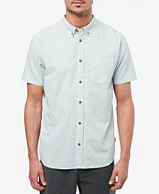 Jack O'Neill Men's Montauk Short Sleeve Woven Shirt