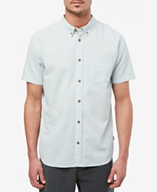 Jack O'Neill Men's Montauk Short Sleeve Woven Shirt