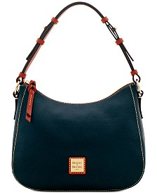 Dooney & Bourke Pebble Kiley Hobo