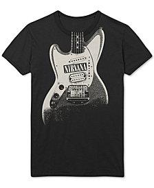 Nirvana Guitar Men's Graphic T-Shirt