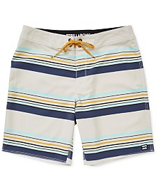 "Billabong Men's Stripe 19"" Board Shorts"