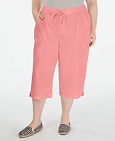4d68993c20381 Karen Scott Women s Plus Size Pants - Macy s