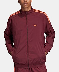 0faa4e0b94b adidas Men's Originals Flamestrike Jacket