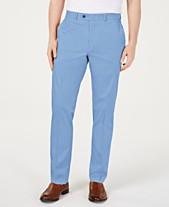 fc5d64626b Bar III Men's Slim-Fit Stretch Flat Front Dress Pants, Created for Macy's