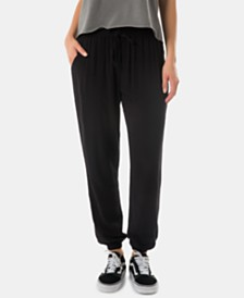 O'Neill Juniors' Fern Drawstring Jogger Pants