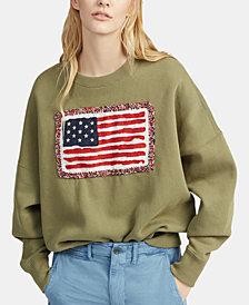 Polo Ralph Lauren Graphic Fleece Pullover