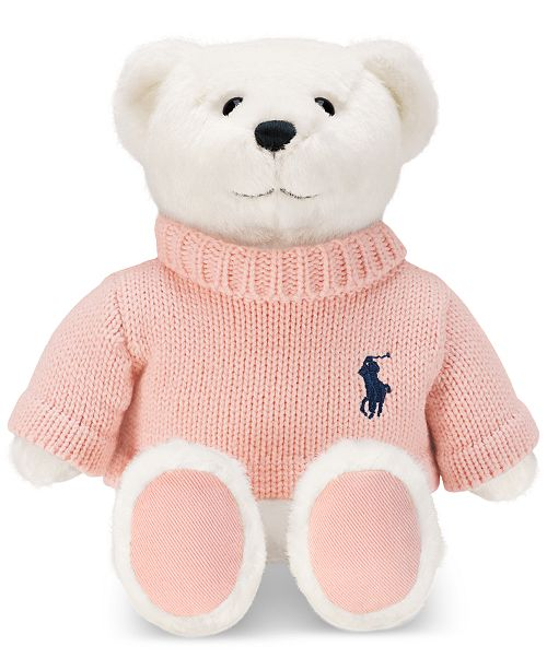 55f8992f8 Ralph Lauren Receive a complimentary teddy bear with any large spray  purchase from the Ralph Lauren
