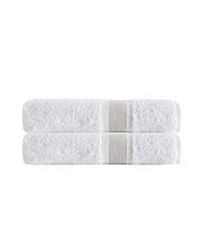 Enchante Home Unique 2-Pc. Turkish Cotton Bath Towel Set