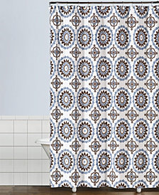 Saturday Knight Ltd. Suzette Shower Curtain