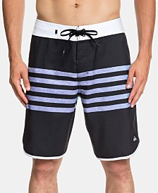 "Quiksilver Men's Grassroots Stripe 20"" Board Shorts"