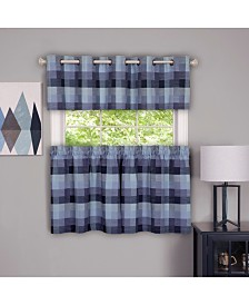 Harvard Window Curtain Tier Pair, 57x36